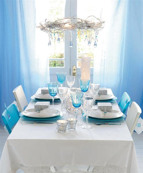 Turning heads with turquoise my wedding bag for Decoration de table bleu turquoise