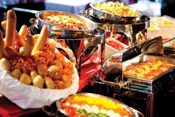Atlantic City All Can Buffet You Eat