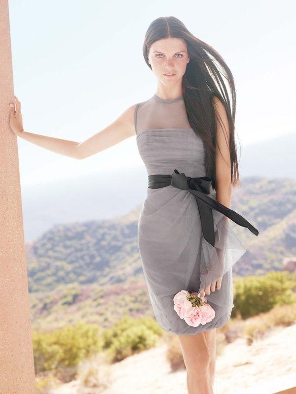 Bridesmaid dresses my wedding bag for Black and grey wedding dress