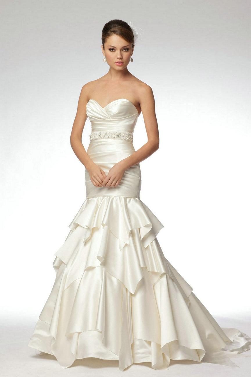 January 2013 my wedding bag for Ivory satin wedding dress