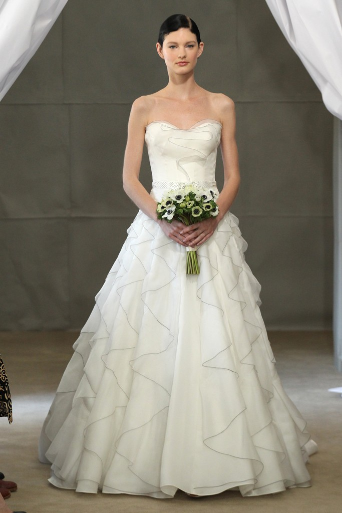 Venezuelan wedding dress designers